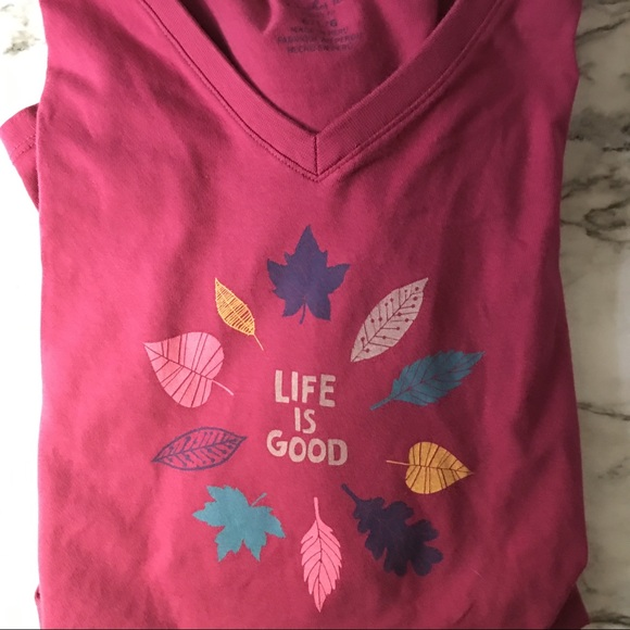 Life Is Good Tops - LIFE IS GOOD Long sleeve shirt size:: large